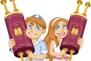 Bar/Bat Mitzvah for Kids