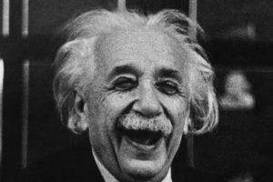 Einstein's Theory of Happiness