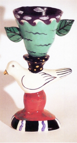 Ceramic Elijah's Cup