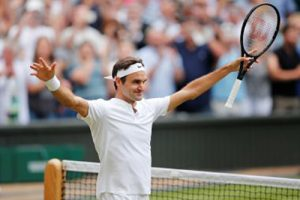 Roger Federer Serves Up the Sabbath
