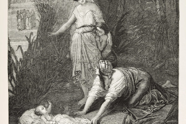 The Role of Women in the Exodus Story
