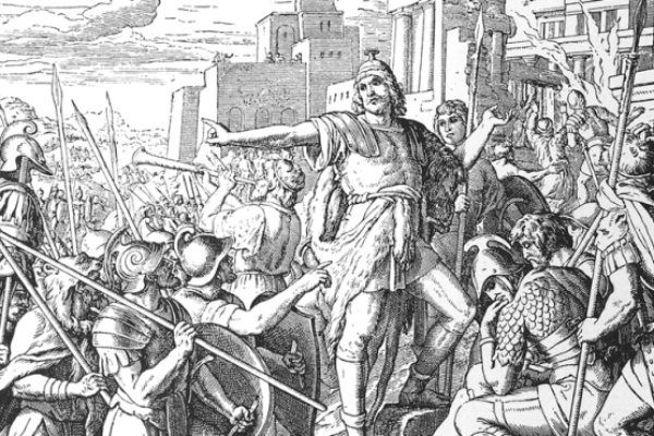 Who Was Judah the Maccabee?