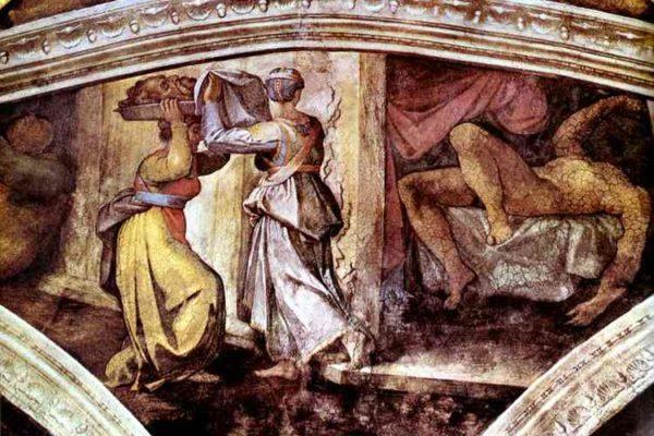 A Hanukkah Heroine: The Story of Judith