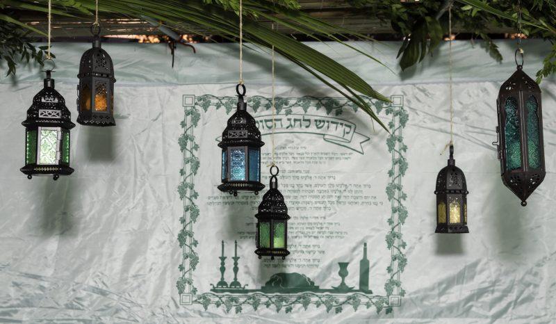 Moroccan Succah Lanterns
