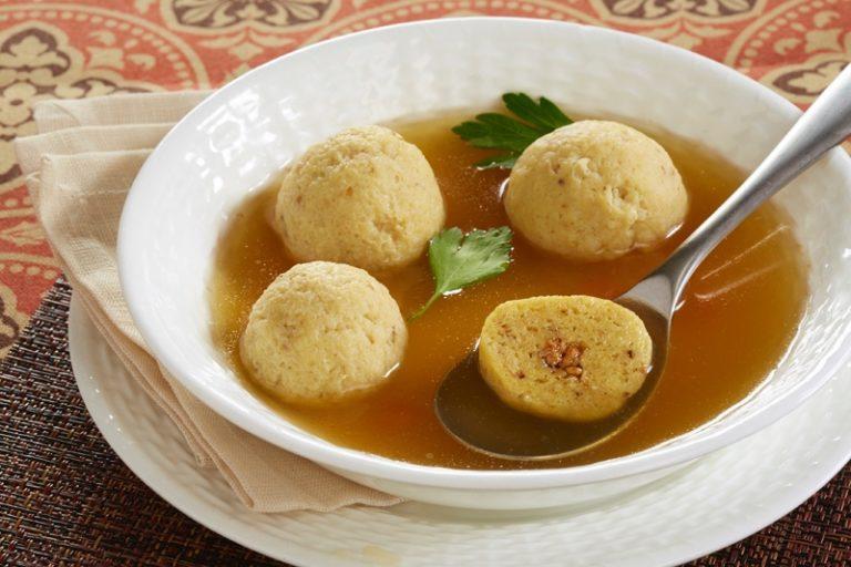 Golden Chicken Soup