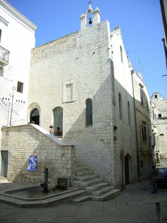 Scolanova Synagogue – Trani, Italy