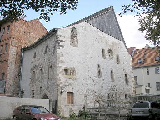 Erfurt Synagogue – Erfurt, Germany