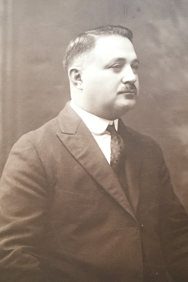 Mayer Yellin c. 1910