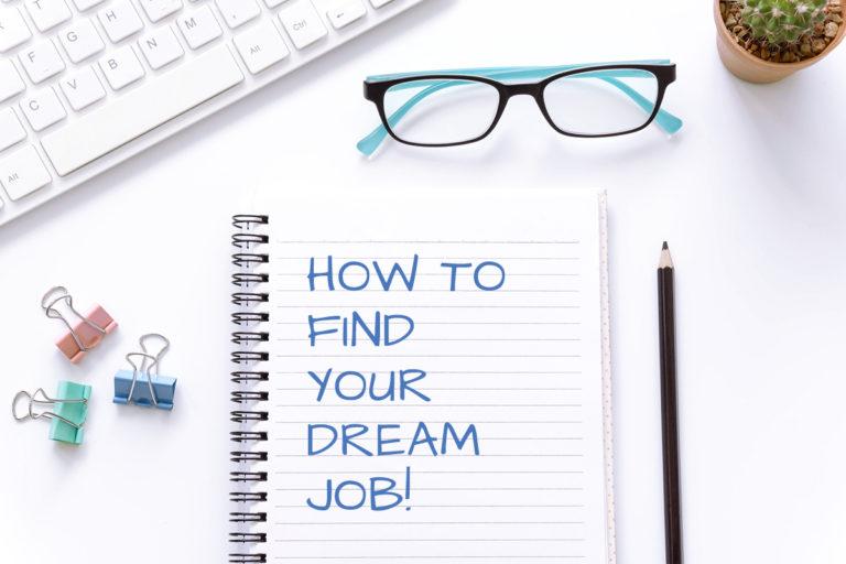 Find a Dream Job