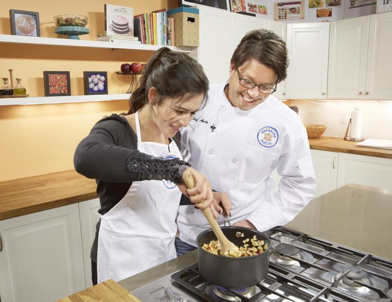 Caroline_Andy_Charoset_Cooking