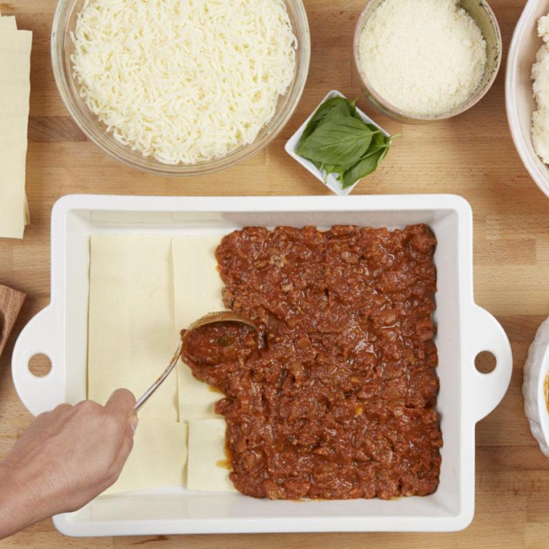 Classic Lasagna Step 1