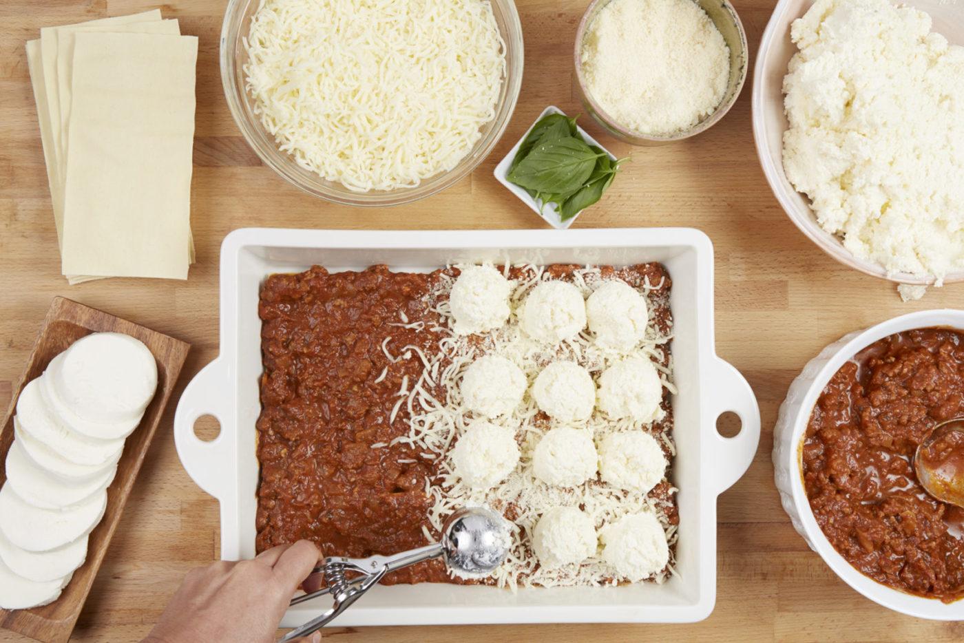 Classic Lasagna Step 2
