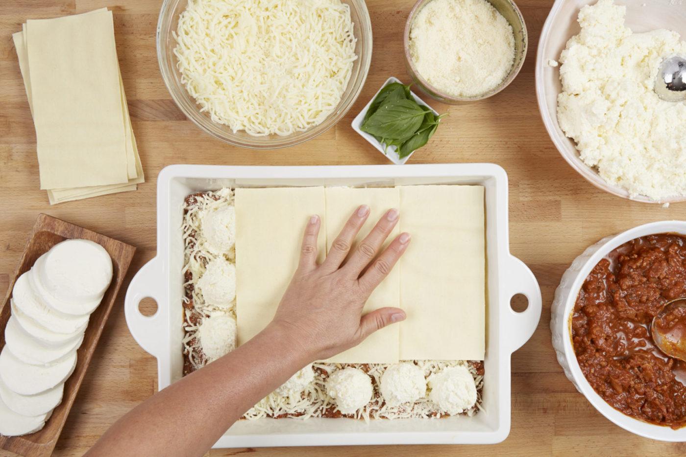 Classic Lasagna Step 3