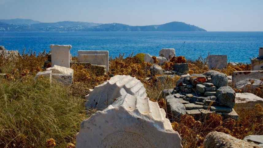Delos Synagogue Delos, Greece