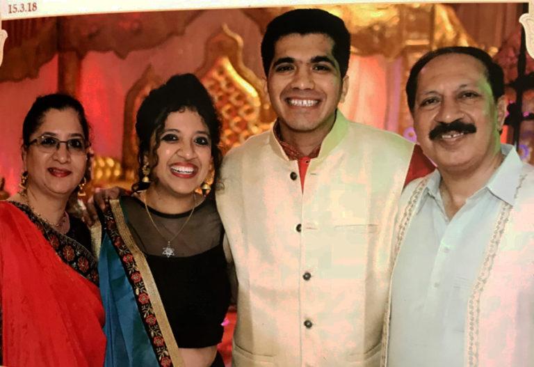 Doron Samuel & Family