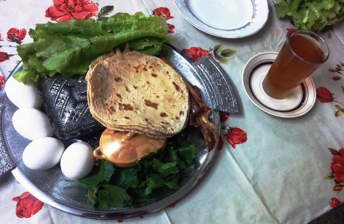 Samuel Family Seder Plate