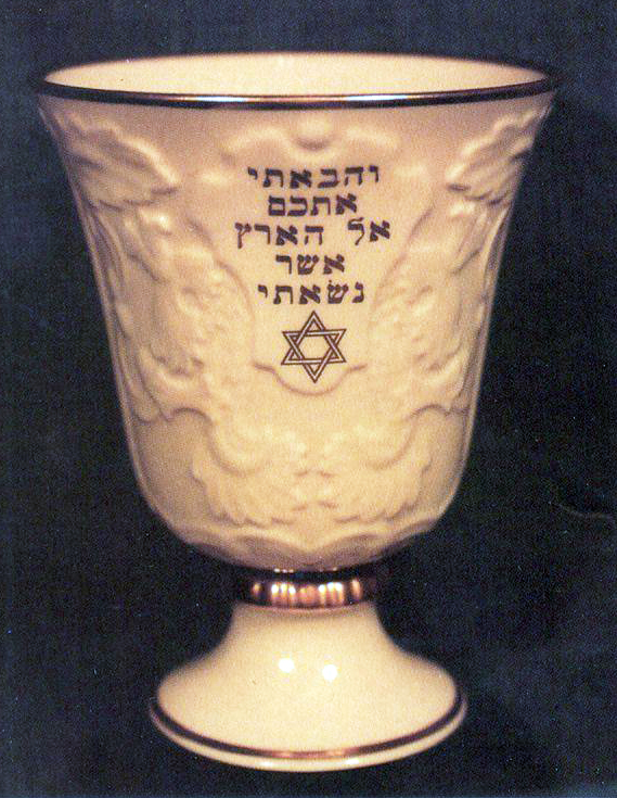 Passover Elijah Cup