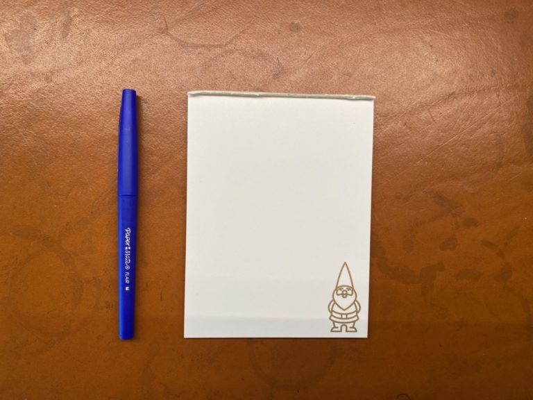 Gnome Notepad