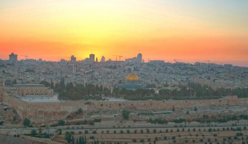 Israel Sunset