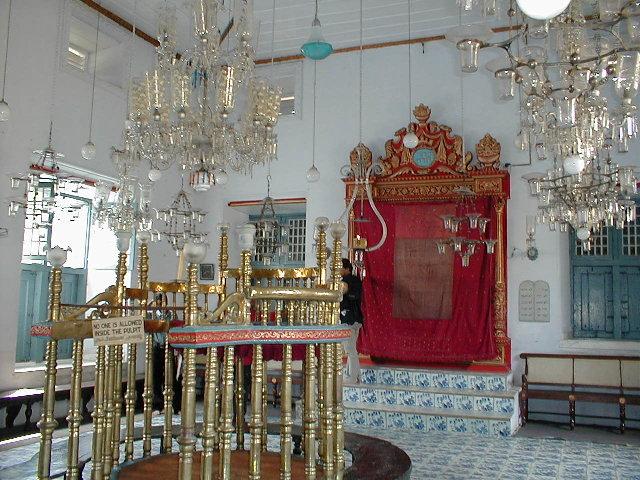 Paradesi Synagogue India