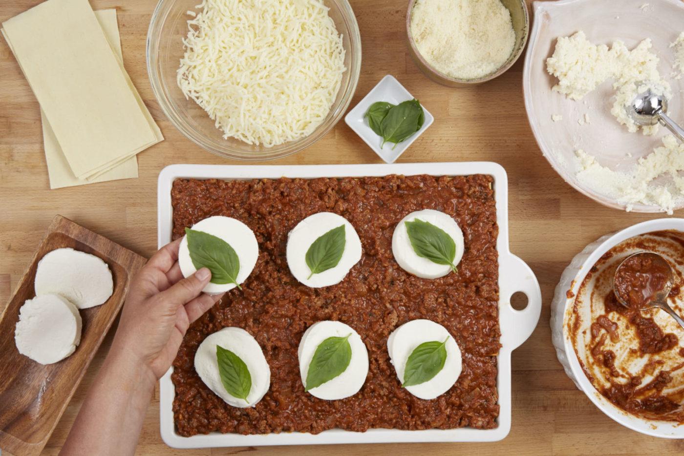 Classic Lasagna Step 4
