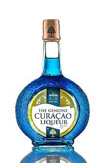 Curacao Liqueur