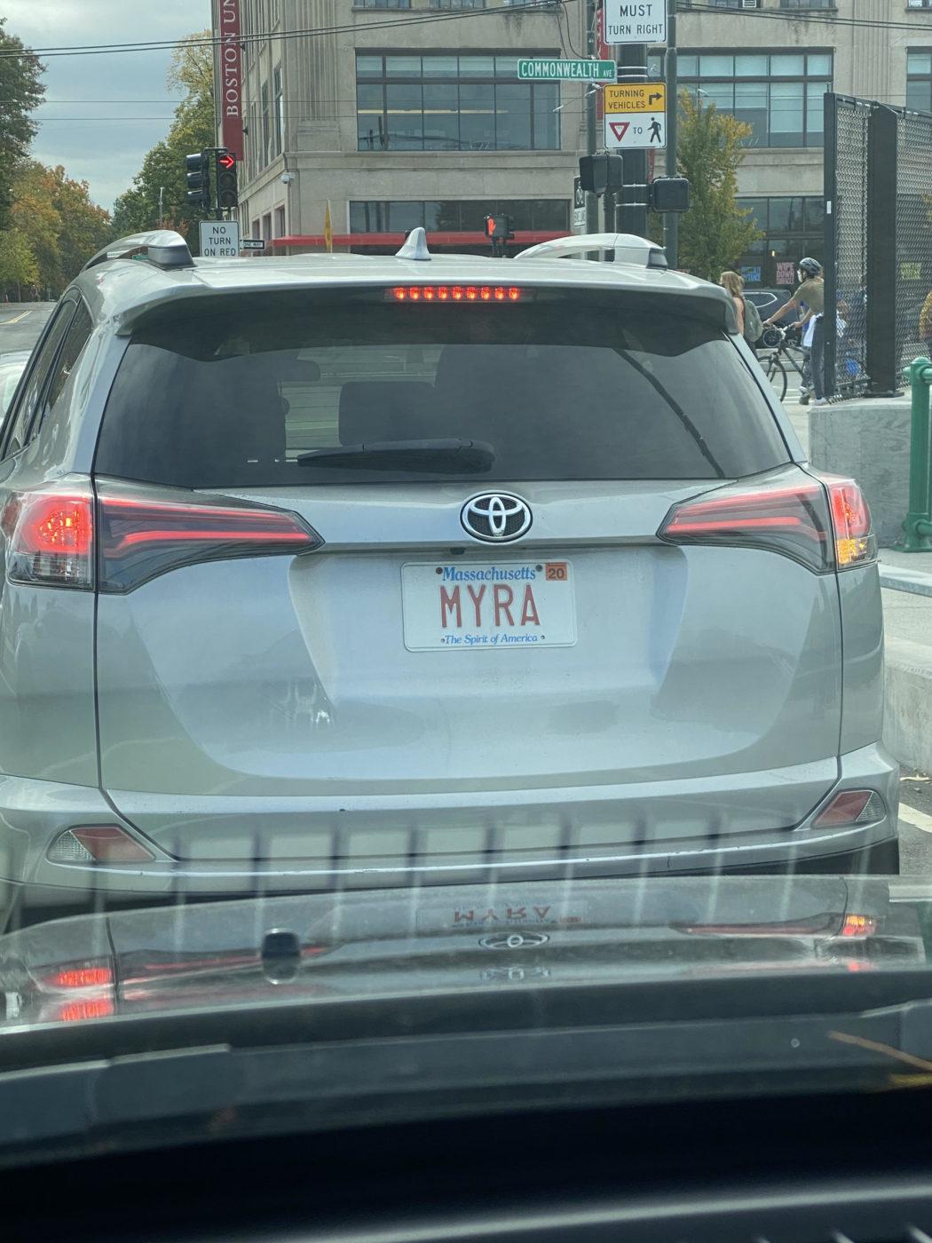 Myra Plate