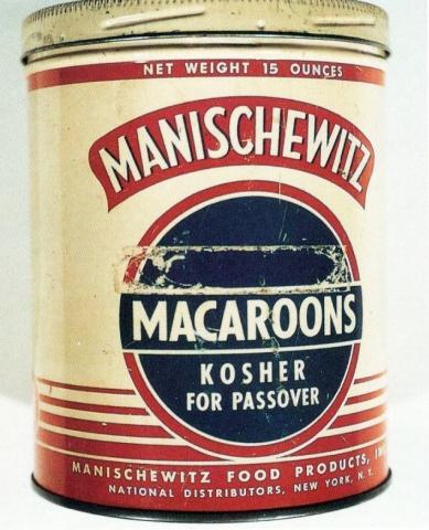 Macaroon Tin