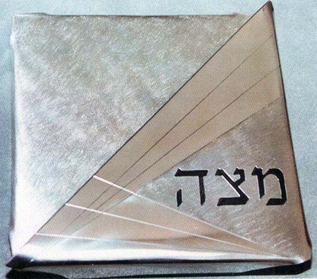 Passover Matzo Box