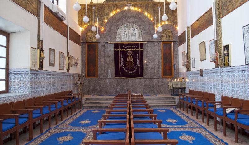 Moroccan Temple