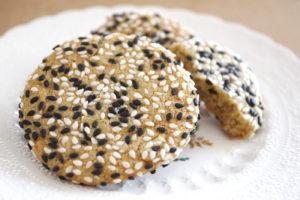 Etrog-Tahini Cookies