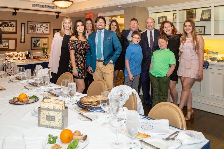 Passover 2019 Goldfarb Family Photo