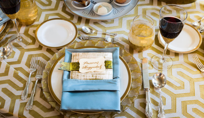 Passover Setting