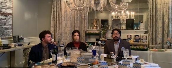 Virtual Passover
