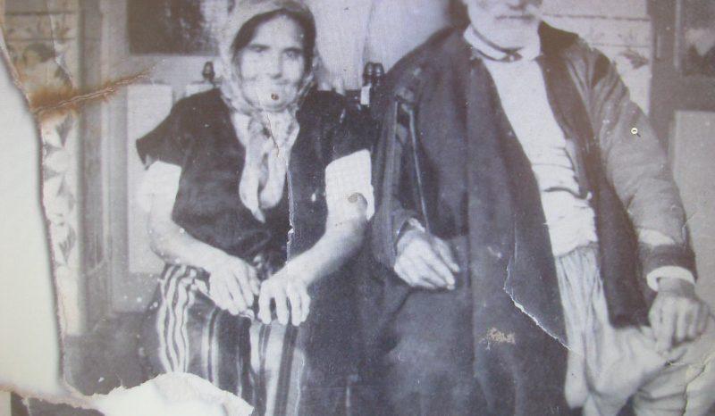 Jessica Setbon's grandparents