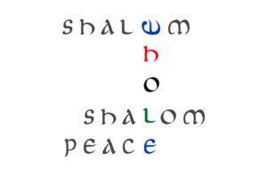 Peace – Shalem to Shalom – an Exploration of Brotherly Love