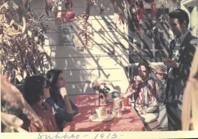 Goldfarb Succah 1973