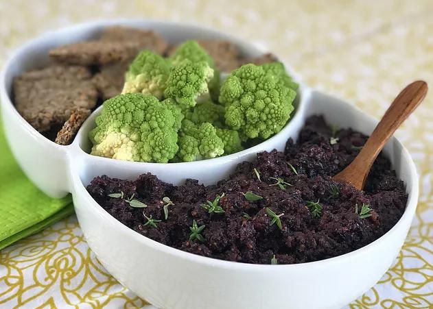 Fig & Olive Tapenade