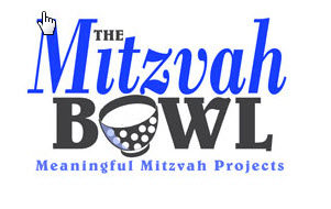 The Mitzvah Bowl Logo