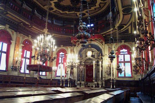 Spanish Synagogue – Venice, Italy
