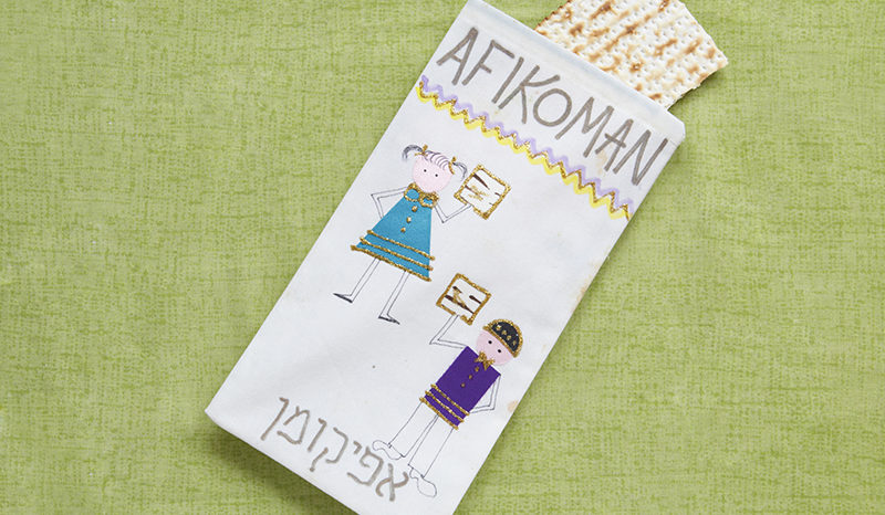 Afikoman Pocket