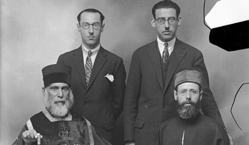 Greek Romaniote Jews
