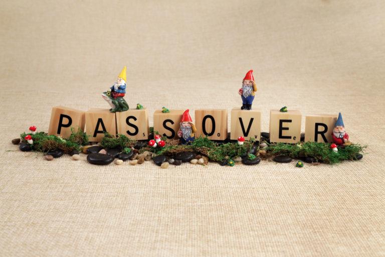 Passover Gnomes