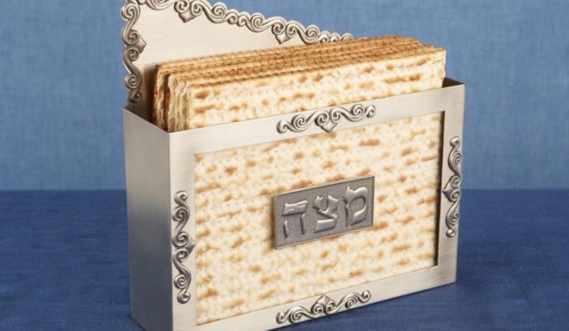 Passover Matzo Holder