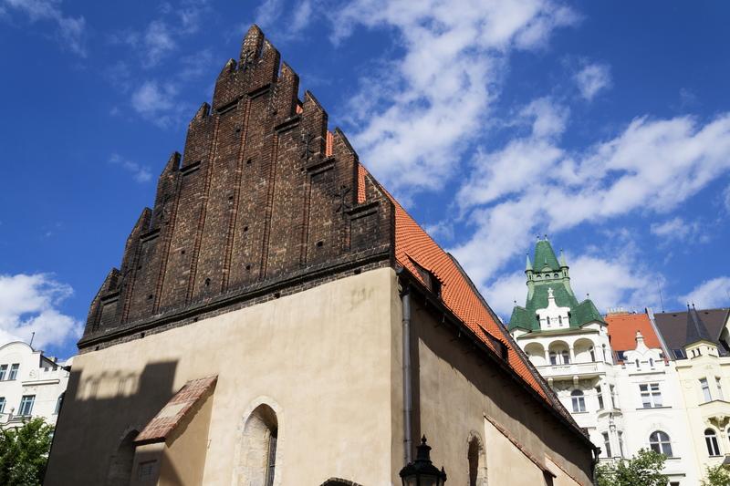 Old New Synagogue – Prague, Czech Republic
