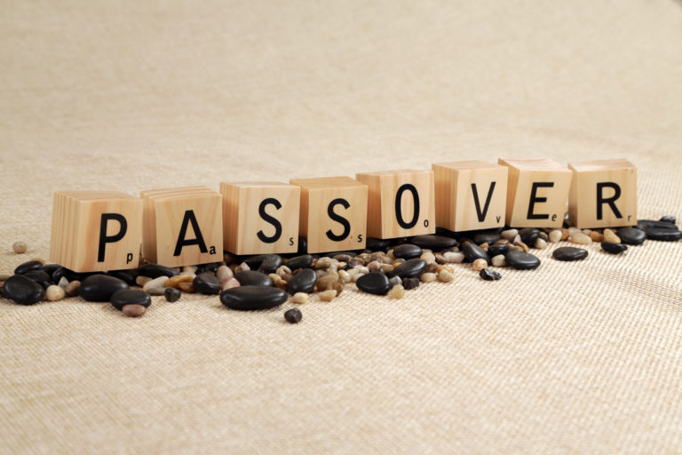 Passover Letters