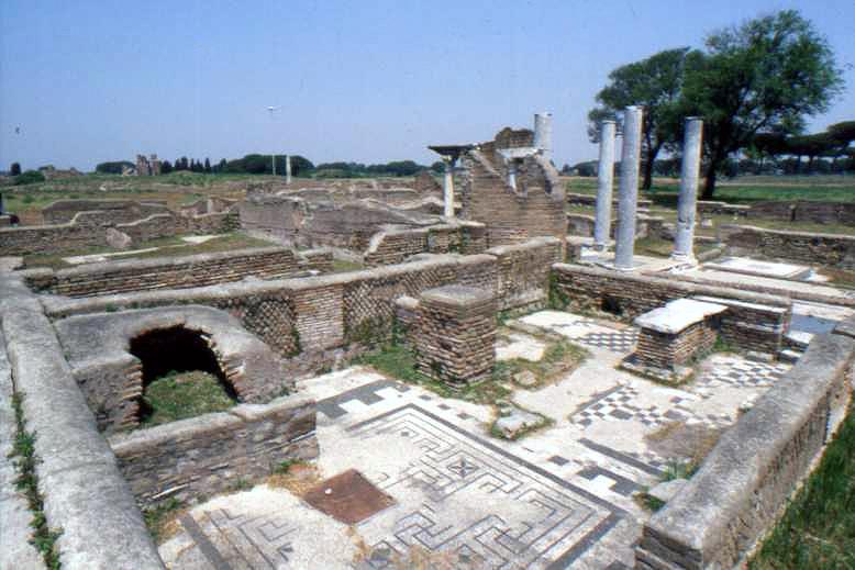 Ostia Synagogue – Rome, Italy