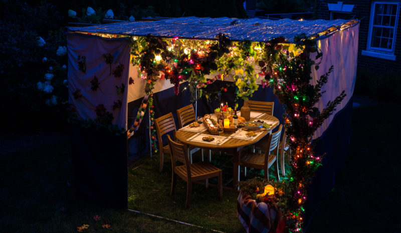 Traditional Succah Night