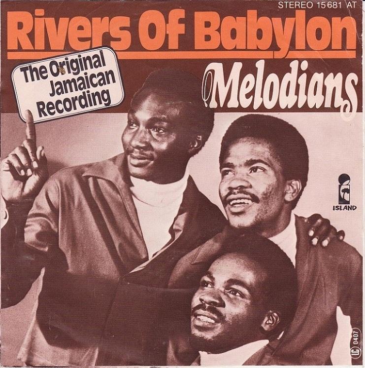 Melodians Album Cover