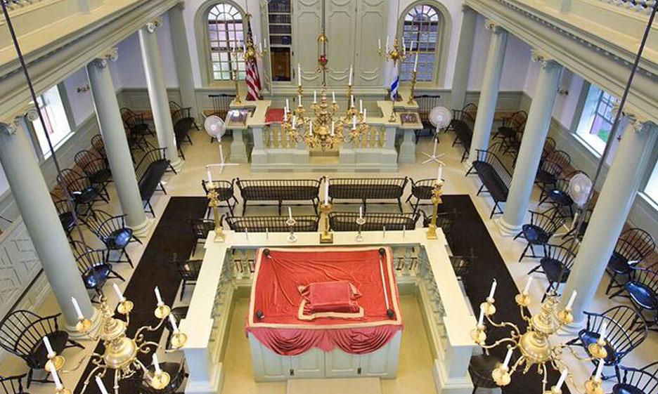 Touro Synagogue – Newport, Rhode Island